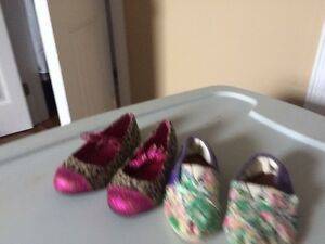 Size 6 girl shoes