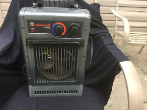 HONEYWELL ELECTRIC HEATER London Ontario image 1