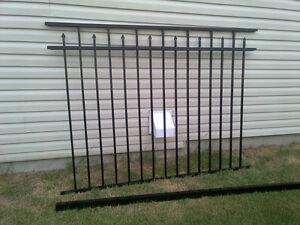 Panneaux de clôture Ornemental