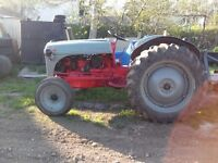 1948 8 N  FORD TRACTOR