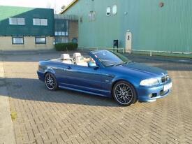 BMW 3 SERIES 330CI Sport Cabriolet * 11 X Service Stamps * 2001 Petrol Manual
