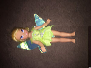 Tinker Bell Baby Doll
