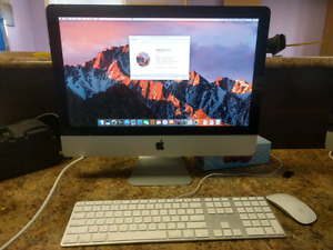"IMac 21.5"" Mid 2011 Model Excellent Condition GFW"