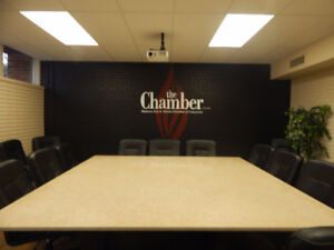 Chamber of Commerce - Board Room Table
