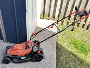 Electric Lawnmower (Great Condition)
