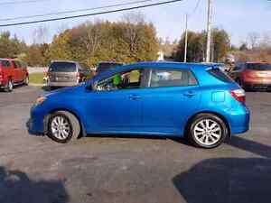 2010 Toyota Matrix 120k 5 speed  cert etested we finance!  Belleville Belleville Area image 2