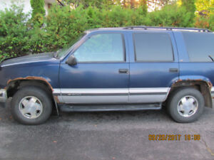 1997 Chev Tahoe for sale - $900