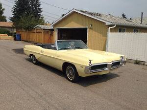 1967 PONTIAC 2PLUS 2 CONVERTIBLE