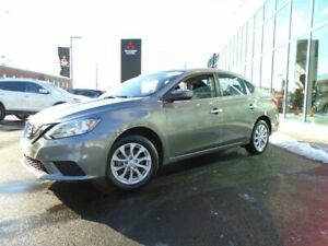 2017 Nissan Sentra SV SUNROOF ALLOYS CAMERA