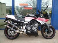 Yamaha TRX 850 Distinctive Yamaha Special Colour-scheme & in Fabulous Condition
