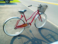 BELLE BICYCLETTE CRUISE MODELE CLASSIC