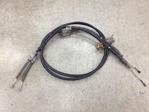 Kit Cables De Freins A Main Pour Freins A Tambour Mazda