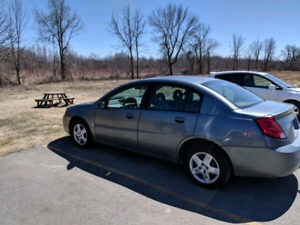 Saturn ION A/C, Cruise Control *REDUCED PRICE!*