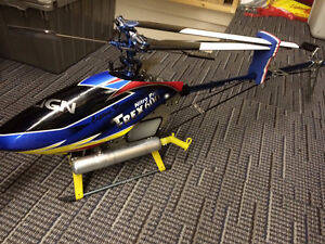 Align T-Rex 600 Pro Nitro Rc Helicopter