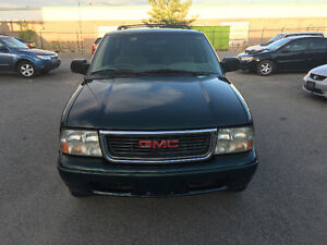 2005 GMC Jimmy Coupe, CERTIFIED, E TESTED, WARRANTY.