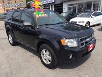 2010 Ford Escape XLT 4X4 SUV...EXCELLENT DEAL...NICE SUV. City of Toronto Toronto (GTA) Preview
