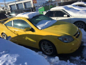 2009 Chevrolet Cobalt SS Coupe - Needs Engine