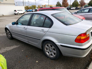 2003 BMW 3SERIES FOR SALE WINTER TIRES AND MINT BODY!