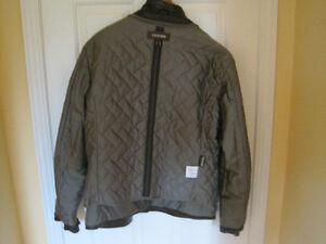 Danier Leather Men's Coat Cornwall Ontario image 3