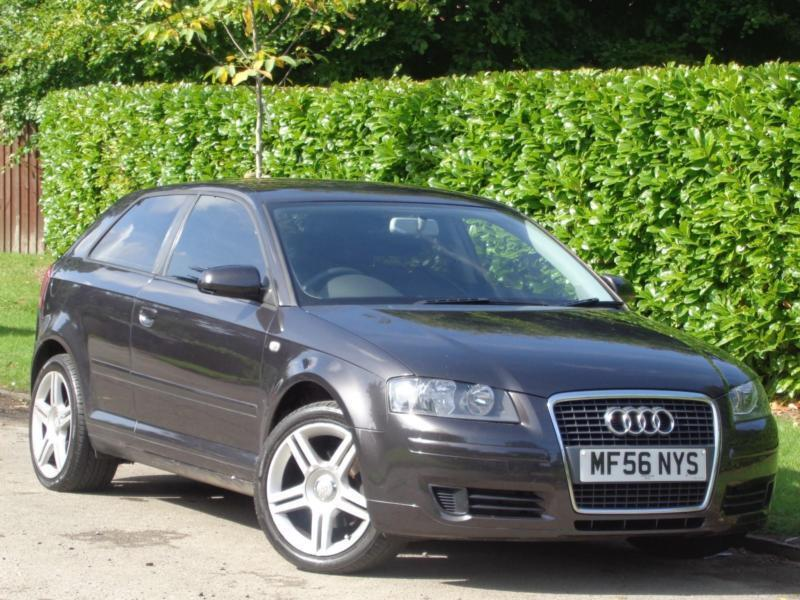 2006 Audi A3 1.9TDI Special Edition***JUST BEEN SERVICED + HPI CLEAR***