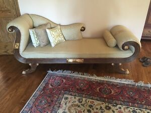 Chinese Style Accent Couch