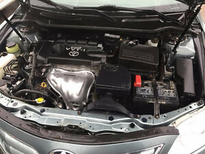 Toyota Camry LE accident free, certified, alloy, Bluetooth