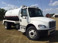 2007 FREIGHTLINER SEPTIC/VAC TRUCK FOR SALE