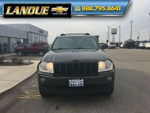 2005 Jeep Grand Cherokee Limited   5.7L HEMI 4x4 Limited