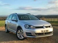 2016 Volkswagen Golf 2.0 TDI SE BLUEMOTION TECH ESTATE ESTATE Diesel Manual