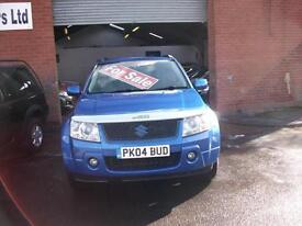 2006 Suzuki Grand Vitara 1.6 VVT + 66,459 Miles