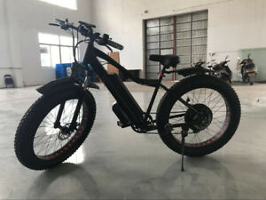 FAT BIKE !!!!!ELECTRIQUE!!!!!E-BIKE!!!2018