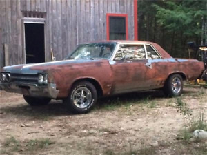 Looking for 1965 cutlass project car