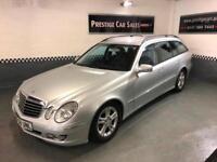 2008/58 Mercedes-Benz E220 CDI Avantgarde AutoEstate,Sat Nav and Bluetooth