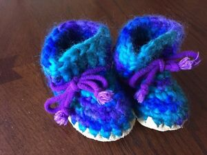 Padraig Baby Slipper - Brand new
