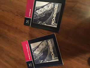 Brand new French books