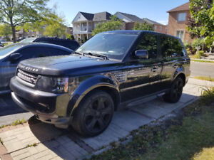 2011 Land Rover Range Rover Sport SUV, Crossover - SUPERCHARGED