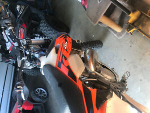 2013 KTM 300 XC to trade or for sale