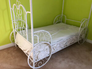 Rod Iron Princess Bed for Sale