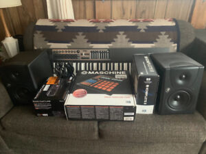 Music Production Equiptment