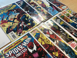 Spider-Man: Maximum Carnage #1-14