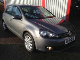 Volkswagen Golf 1.6TDI ( 105ps ) 2010 Match FULL SERVICE HISTORY