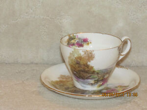 Cup & Saucer - Shelly