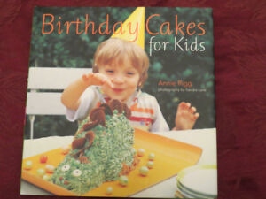 Birthday Cakes for Kids Cook Book