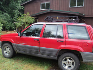 1998 Jeep Grand Cherokee SUV, Crossover