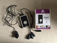 Apogee Duet 2 - For iPad, iPhone and Mac