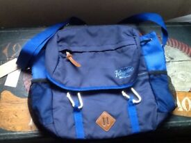 Penguin label backpack and bag new