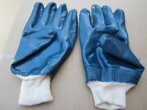RUBBER COATED ALL PURPOSE WORK GLOVES