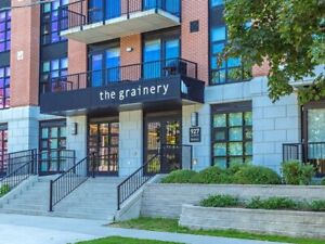 Grainery Lofts - 927 South Bland Street