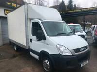2011 11 IVECO DAILY 35C LWB 3.0TD LUTON / TAIL LIFT / VERY LOW MILES