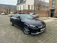 2016 Mercedes-Benz C-CLASS 2.0L C350 E SPORT 4d AUTO 208 BHP Saloon Automatic